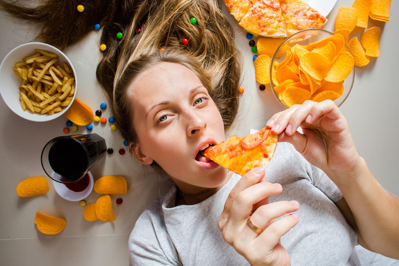 формирование пищевого поведения